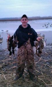 Mallards, Gadwall, and Widgeon